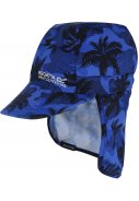 Blauwe UV Protection Cap van Regatta
